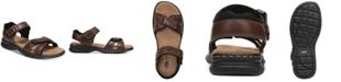 Dr. Scholl's Dr.Scholl's Men's Gus Leather Sandals