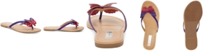 INC International Concepts INC Women's Marsha Butterfly Flip-Flop Sandals, Created for Macy's