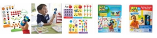 Learning Resources Educational Insights Hot Dots Jr Getting Ready For School Set With Ace Pen