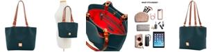 Dooney & Bourke Pebble Leather Flynn Tote