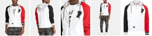 Polo Ralph Lauren Men's P-Wing Double-Knit Hoodie, Created for Macy's