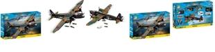 COBI Small Army World War II Vickers Wellington MK. IC Airplane 550 Piece Construction Blocks Building Kit