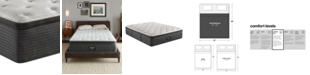 "Beautyrest BRS900-C-TSS 16.5"" Medium Firm Pillow Top Mattress - King, Created For Macy's"