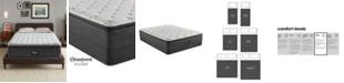 "Beautyrest BRS900-TSS 14.75"" Plush Pillow Top Mattress Collection, Created For Macy's"