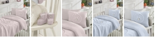 Nipperland Teddy Premium 6 Piece Crib Bedding Set