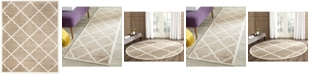 Safavieh Amherst 421 Wheat and Beige Area Rug Collection