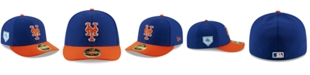 New Era New York Mets Spring Training 59FIFTY-FITTED Low Profile Cap