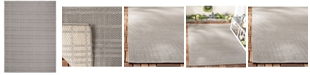 "Safavieh Bermuda Gray 5'3"" x 7'6"" Sisal Weave Area Rug"