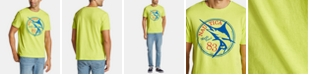 Nautica Men's Big & Tall Fish Myrtle Beach Logo Graphic T-Shirt