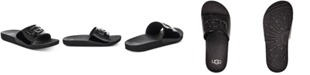 UGG® Little & Big Girls Graphic Pool Slides