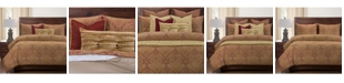 Siscovers Cambridge 5 Piece Twin Luxury Duvet Set