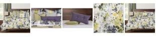 Siscovers Summer Set Plum 5 Piece Twin Luxury Duvet Set