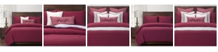 Siscovers Burlap Brick Farmhouse Luxury Duvet Set