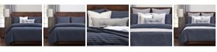 Siscovers Burlap Indigo Farmhouse Luxury Duvet Set