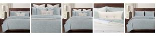 Siscovers Liza Coastal 6 Piece King Luxury Duvet Set