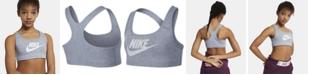 Nike Big Girls Logo-Print Sports Bra
