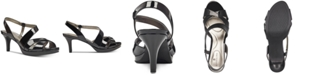 Bandolino Kenosha Slingback Platform Dress Sandals