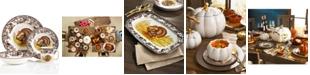 Spode Dinnerware, Woodland Turkey Collection