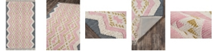 Novogratz Collection Novogratz Indio Ind-1 Pink 5' x 7' Area Rug