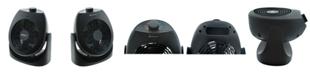 Comfort Zone Czhc21 2-In-1 Heater/Fan Combo