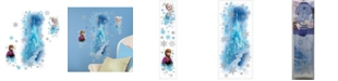 York Wallcoverings Frozen Ice Palace with Else and Anna Peel and Stick Giant Wall Decals