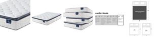 "Serta Special Edition II 14.5"" Super Pillow Top Plush Mattress- California King"