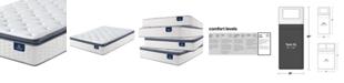 "Serta Special Edition II 14.5"" Super Pillow Top Plush Mattress- Twin XL"