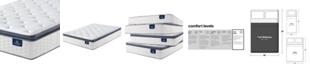 "Serta Special Edition II 14.5"" Super Pillow Top Plush Mattress- Full"