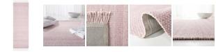 """Lauren Ralph Lauren Amalie LRL6350D Pink 2'6"""" X 8' Runner Area Rug"""