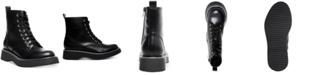 Madden Girl Kurrt Lace-Up Combat Boots