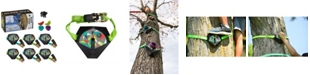 b4Adventure Slackers 6 Pc Tree Climbing Outdoor Play Kit For Kids