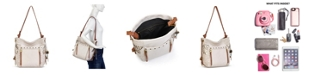 The Sak Collective Leather Ojai Bucket
