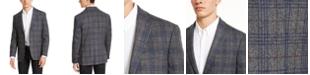 Tommy Hilfiger Men's Modern-Fit THFlex Stretch Plaid Sport Coat
