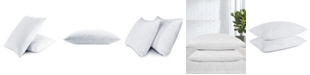 UNIKOME 2 Pack Down Feather Bed Pillows, Size- Standard/Queen