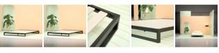 "Zinus Trisha 7"" Heavy Duty Low Profile Platform Bed Frame, Queen"