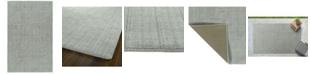 Kaleen Minkah MKH02-77 Silver 5' x 7' Area Rug