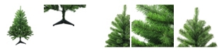 Northlight 4' Colorado Spruce Artificial Christmas Tree - Unlit