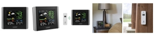 La Crosse Technology V10-TH Color Wireless Wi-Fi Essential Weather Station