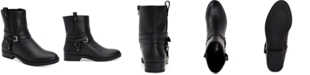 Style & Co Women's State Walking Booties, Created for Macy's