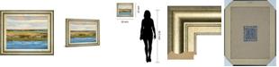 "Classy Art Flatland Contemplation by Mark Chandon Framed Print Wall Art, 22"" x 26"""