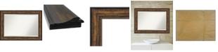 """Amanti Art Ballroom Framed Bathroom Vanity Wall Mirror, 43.5"""" x 31.50"""""""