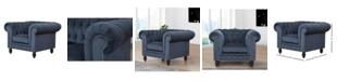 Abbyson Living Saria Arm Chair