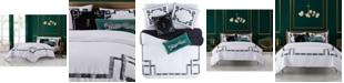 Juicy Couture Lattice 3-Piece King Comforter Set