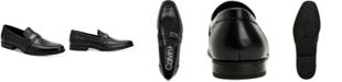 Calvin Klein Men's Drystan Crust Leather Loafers