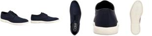 Calvin Klein Men's Theon Ballistic Nylon Oxfords