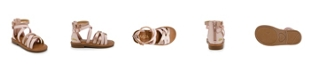 Sugar Toddler & Little Girls Multi Strap Gladiator Sandal