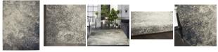 "Long Street Looms Zeal ZEA10 Charcoal 5'3"" x 7'3"" Area Rug"