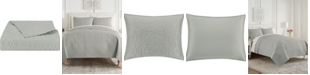 Waterford Mosaic 3pc Coverlet Set, King
