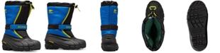 Sorel Youth Unisex Flurry Print Boots