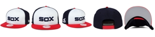 New Era Chicago White Sox 2-Tone Link 9FIFTY Snapback Cap
